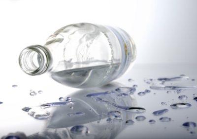 Adelbodner Wasser Flasche